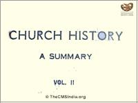 Church History a Summary
