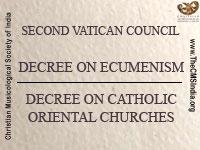 Decree on Ecumenism