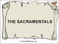 The Sacramentals