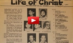 Life of Christ - L P Record