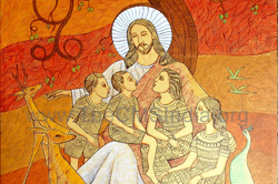 """""""Let the children come to me"""" (Mt 19:14)"""