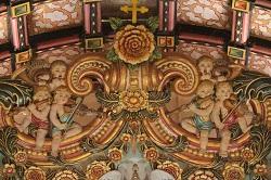 St.Mary's Forane Church, Champakulam-Altar