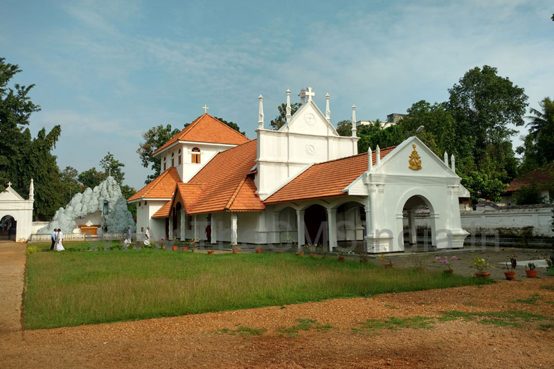 St. Mary's Metropolitan Forane Church, Changanacherry