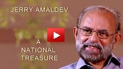 Jerry Amaldev - A National Treasure